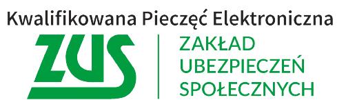 ikona pieczęci ZUS - samoobsługa